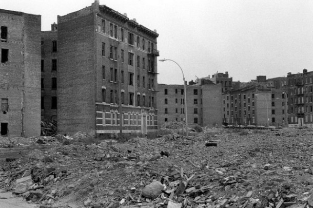 Bronx in the 1980's