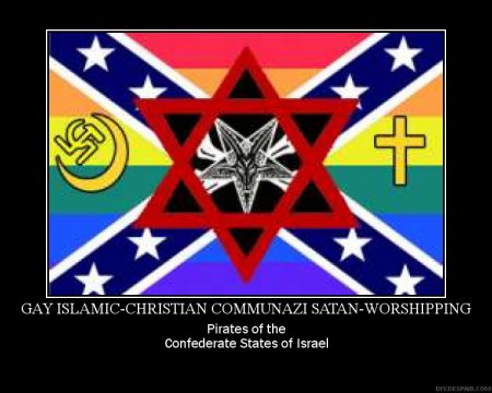 Confederate Flag The Jewish Libertarian